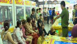 Phá tụ điểm đánh bạc bằng máy bắn cá tại Đắk Lắk