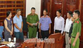 Phá vụ đánh bạc khủng hơn 1.000 tỉ đồng ở Quảng Bình