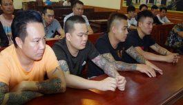 Tạm giữ hình sự 15 đối tượng về tội đánh bạc tại An Giang