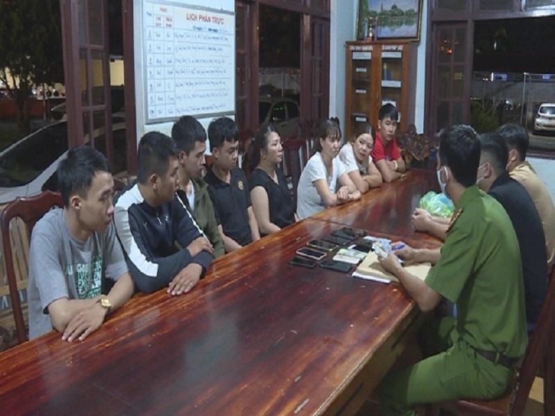 Triệt xóa đường dây ghi số đề quy mô lớn ở tỉnh Đắk Lắk