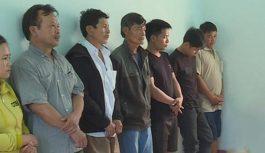 Bắt 10 đối tượng trong đường dây ghi lô đề hàng trăm triệu mỗi ngày tại Đắk Lắk
