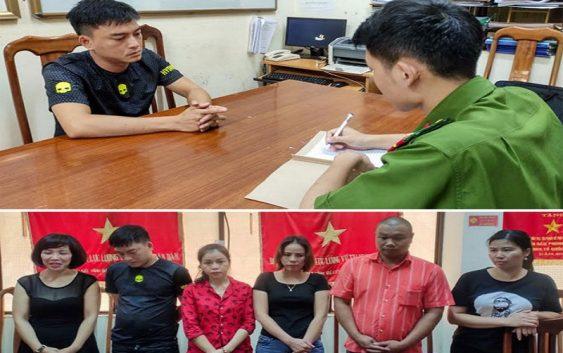 Bắt giữ 7 đối tượng đánh bạc dưới hình thức ghi số lô, đề tại Lạng Sơn