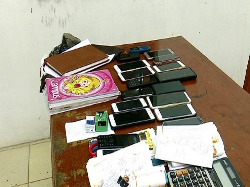 Bắt giữ thêm 5 đối tượng đánh bạc dưới hình thức công nghệ cao tại Ninh Bình