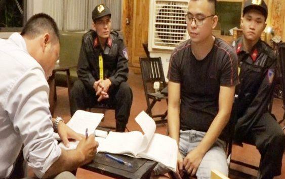 Bắt nhóm đánh bạc bằng hình thức lô đề tại Quảng Bình