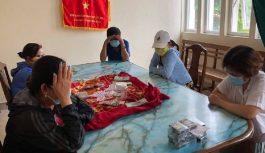 Bắt quả tang nhóm đánh bạc tại TP. Đà Nẵng, thu giữ 88 triệu đồng