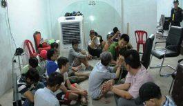 Bộ Công an đánh sập sới bạc khủng phía sau biệt thự ở Sài Gòn