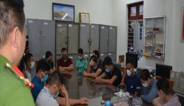 Đánh sập sới bạc lưu động qui mô khủng tại Quảng Ninh