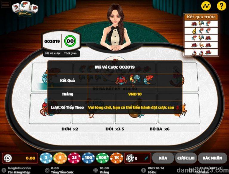 Hướng dẫn cách chơi Bầu Cua Tôm Cá online tại nhà cái W88