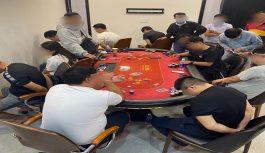 Phá sòng Poker có người nước ngoài tham gia tại TP. HCM