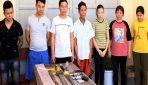 Triệt phá đường dây lô đề 5 tỉ ở Hà Tĩnh, 10 đối tượng đã bị bắt