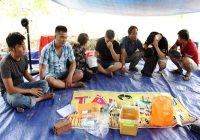 Triệt phá tụ điểm đánh bạc giữa rừng cao su tại Tây Ninh