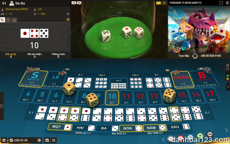 Chơi Game online kiếm tiền thật – Rút tiền về Vietcombank