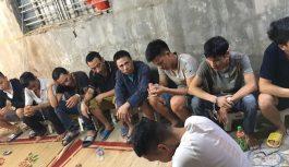 Công an tỉnh Hưng Yên triệt phá nhóm đối tượng tổ chức đánh bạc chuyên nghiệp liên tỉnh