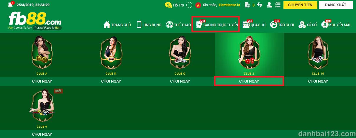 Hướng dẫn cách chơi Poker 3 lá trực tuyến độc quyền tại FB88