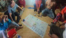 Ổ tài xỉu có nhiều quý bà sát phạt tại Lâm Đồng bị triệt phá