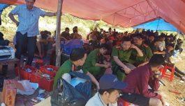 Phát hiện sới bạc của 106 đối tượng tổ chức tại Gia Lai