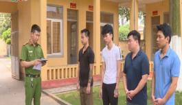 Triệt phá đường dây tổ chức đánh bạc quy mô khủng tại Hưng Yên
