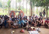 Triệt xóa sới bạc tại An Giang bắt 37 đối tượng, thu giữ trên 43 triệu đồng