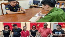 Bắt 7 đối tượng đánh bạc dưới hình thức ghi số lô, đề khủng tại Lạng Sơn