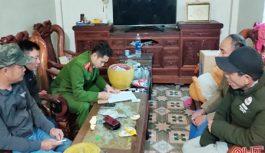 Bắt giữ 18 vụ đánh bạc tại Cẩm Xuyên trong vòng 2 tuần