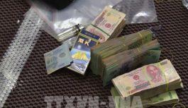 Phối hợp triệt phá đường dây đánh bạc qua mạng tại Hà Giang