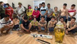 Triệt phá sòng tài xỉu tại Đồng Nai bắt giữ 21 đối tượng, thu 400 triệu đồng