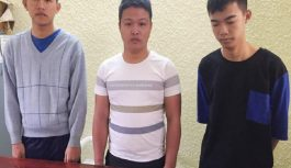Bắt 3 đối tượng đánh bạc, lừa đảo chiếm đoạt tài sản tại Quảng Nam