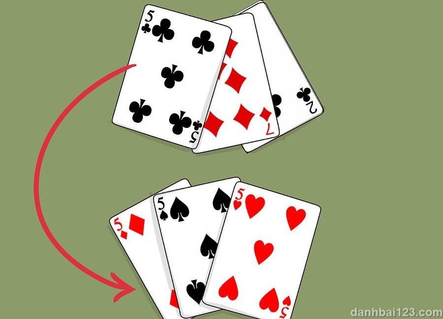 Cách chơi bài Phỏm ( tá lả ) cho người mới bắt đầu