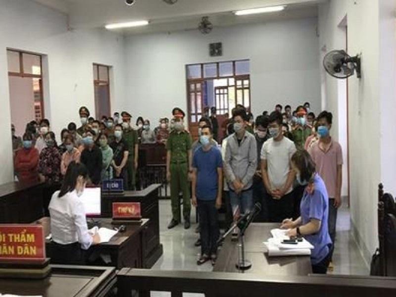 Xét xử 27 bị cáo trong đường dây đánh bạc ở Bà Rịa-Vũng Tàu
