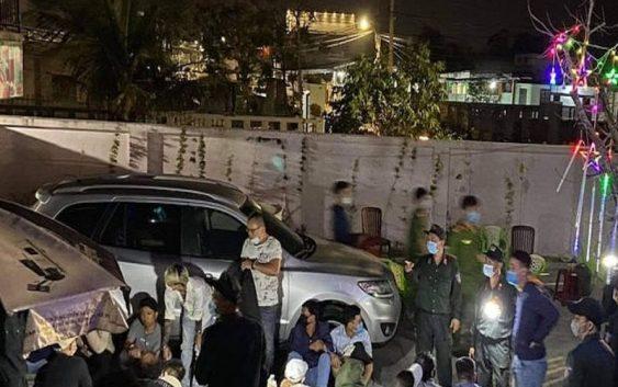 Bắt quả tang 33 đối tượng tụ tập đánh bạc tại Quảng Nam