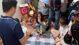 Phát hiện nhóm đánh bài thu giữ hàng trăm triệu đồng tại tỉnh Đắk Lắk