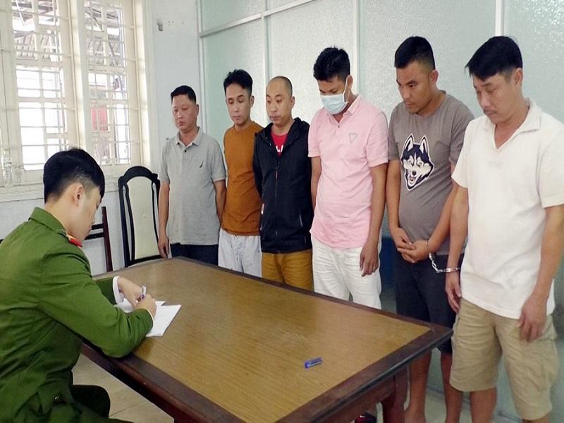 Triệt phá đường dây đánh bạc hàng chục tỷ đồng qua mạng Internet tại TP Đà Nẵng