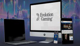 Tổng quan về nhà cung cấp game casino Evolution Gaming